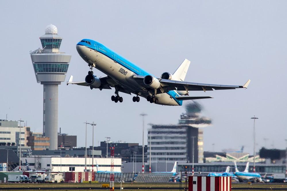 MD-11 KLM Schiphol