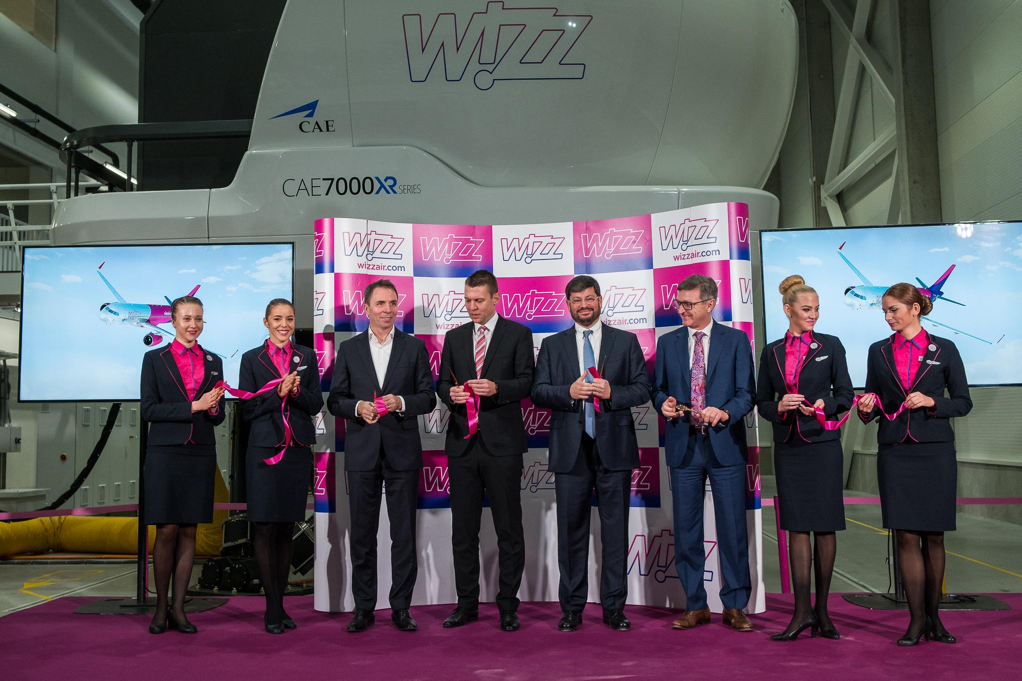 Opleidingscentrum Wizz Air Boedapest