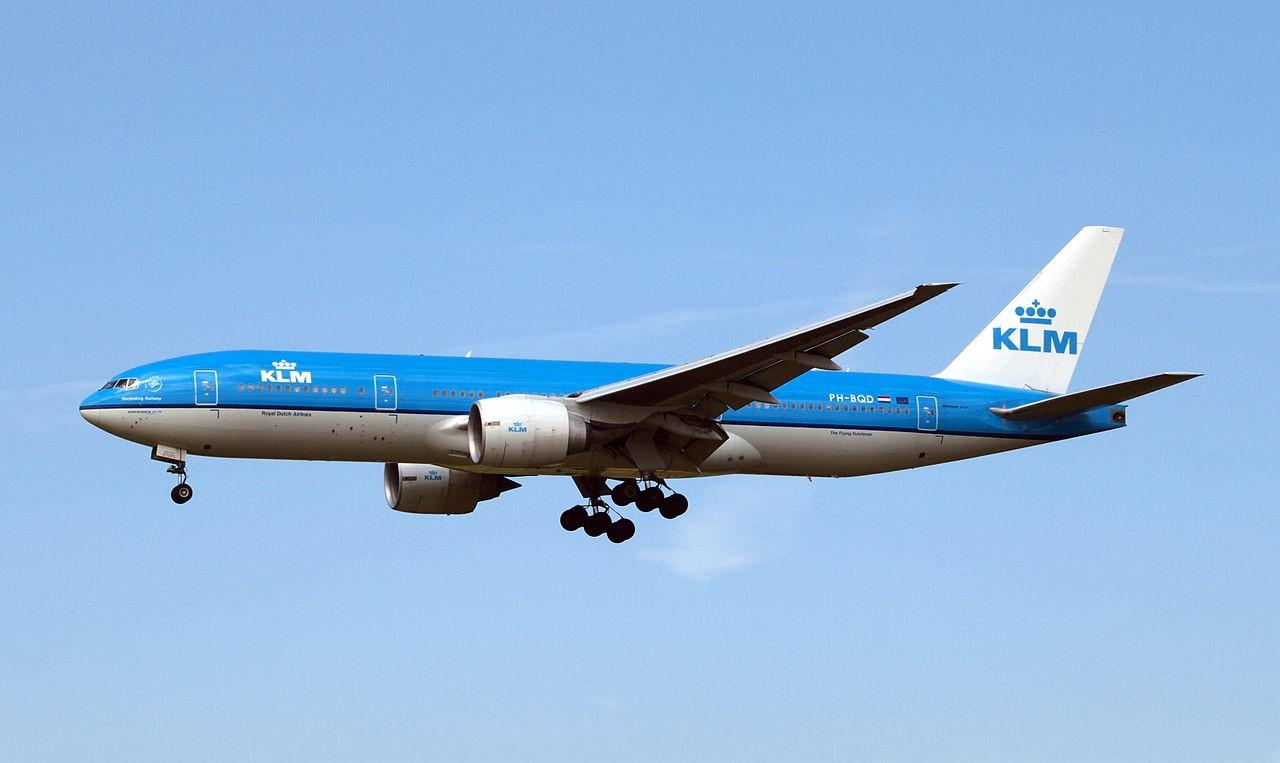 PH-BQD KLM 777