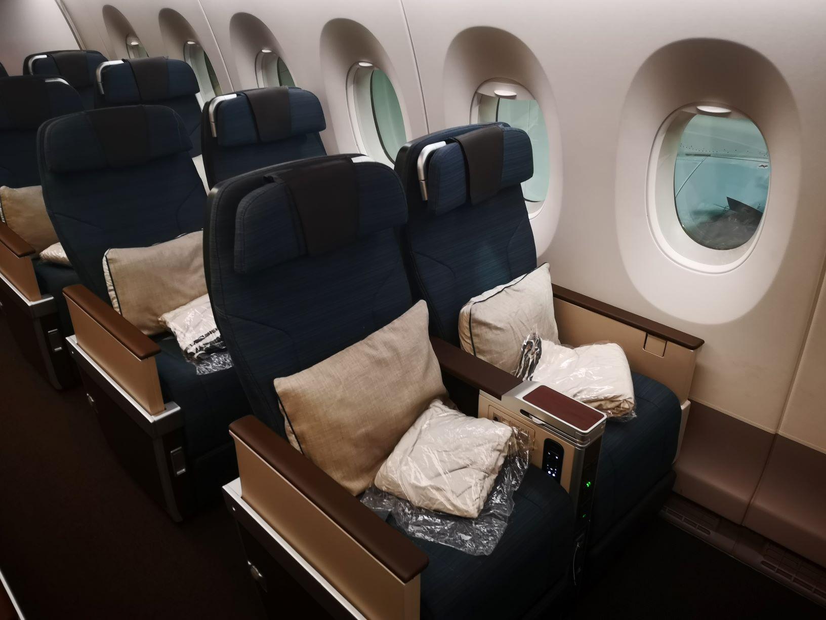 Cathay A350-1000 Premium Economy