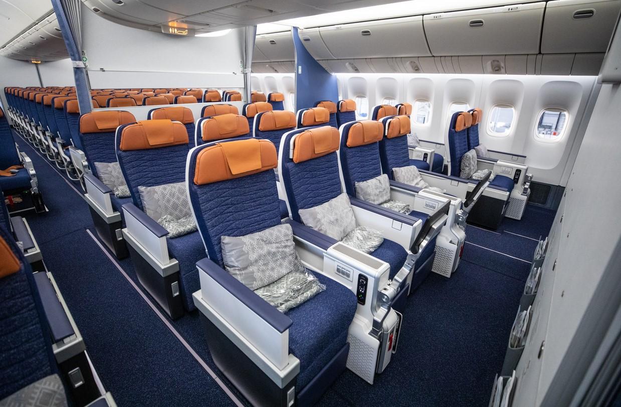 Aeroflot 777 Premium Economy