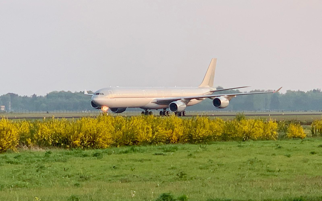 A340-600 AELS
