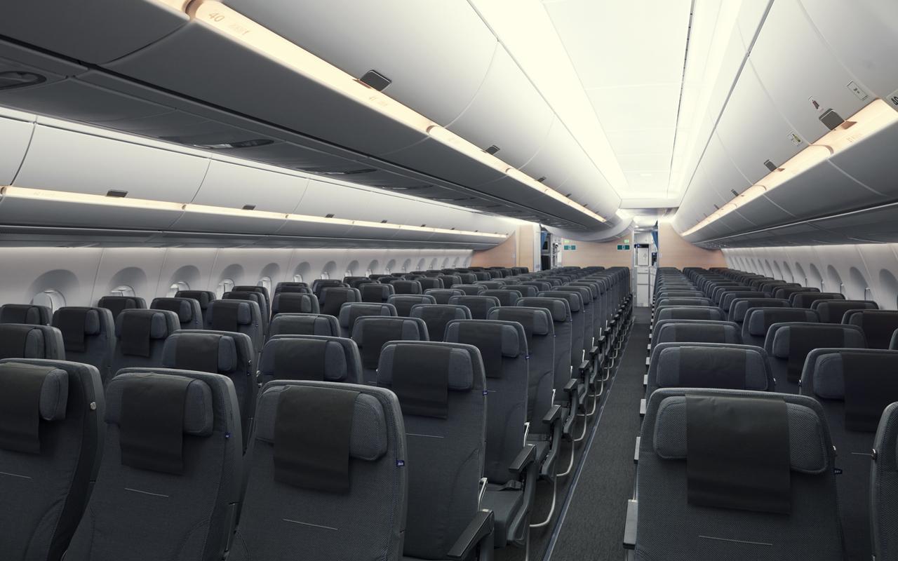 SAS A350 Economy