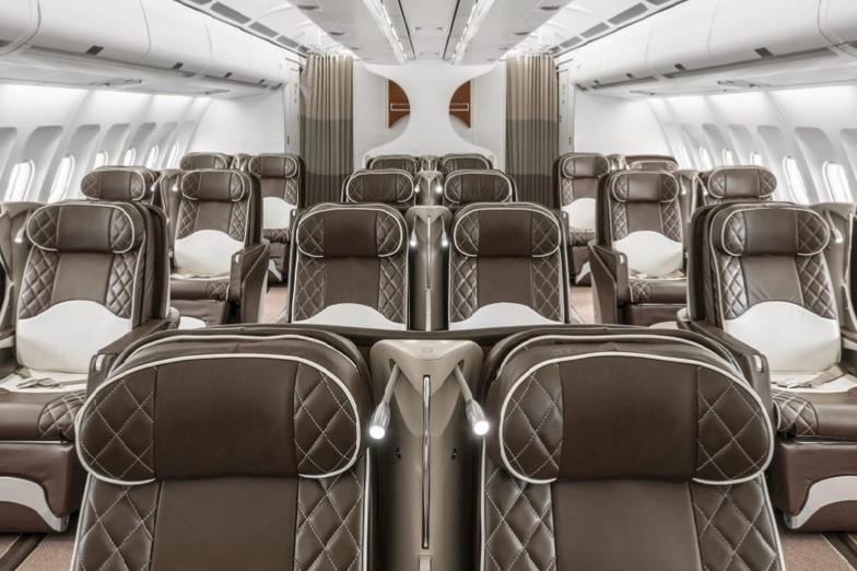 Hifly A340
