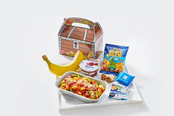 SunExpress kindermenu