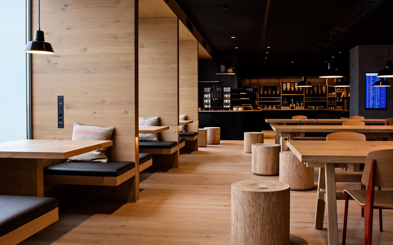 SWISS Alpine Lounge