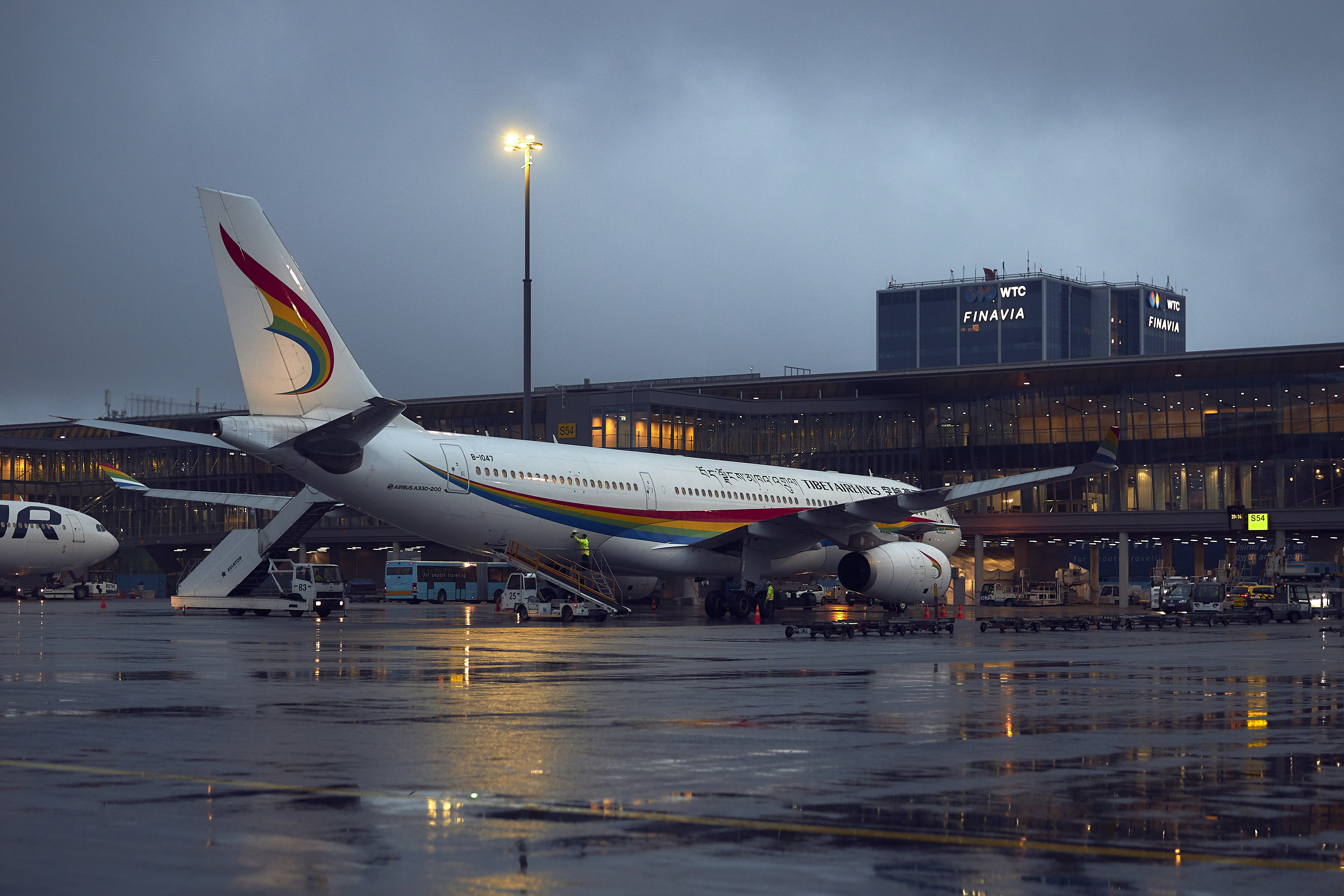 Tibet Airlines A330