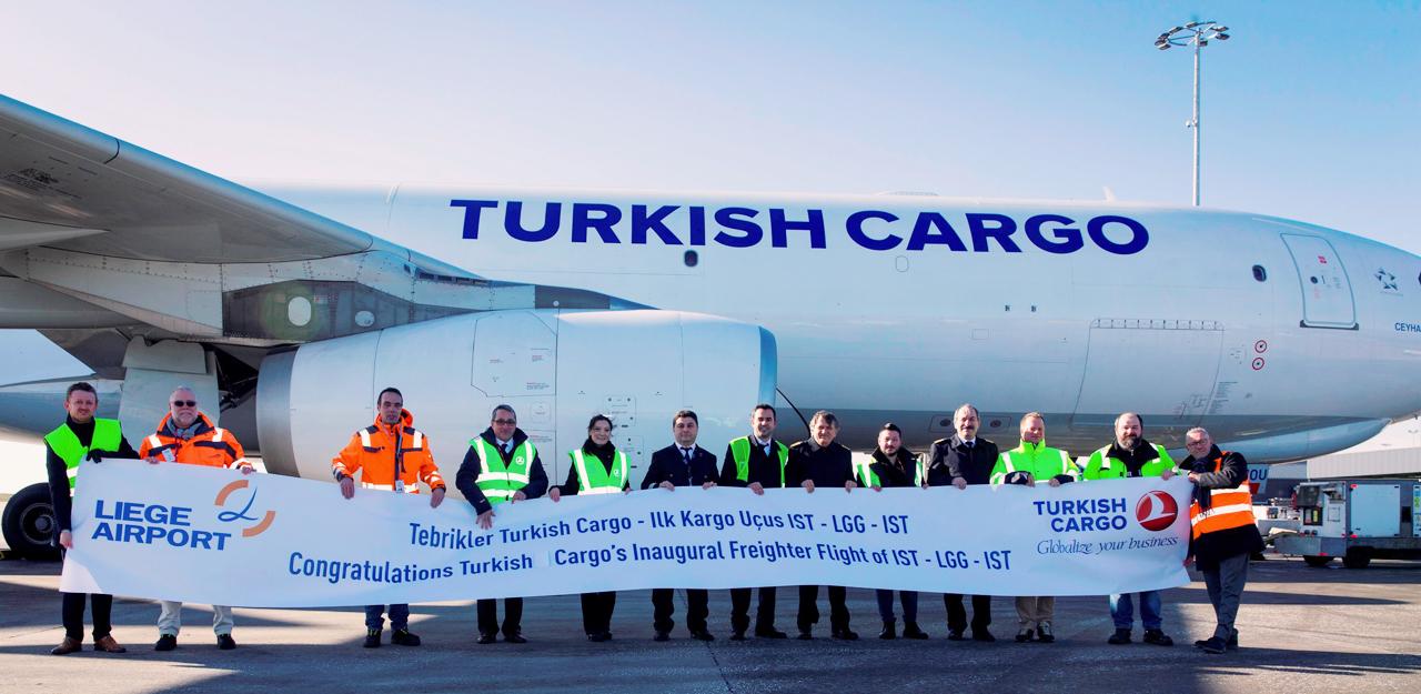 Turkish Cargo Liege