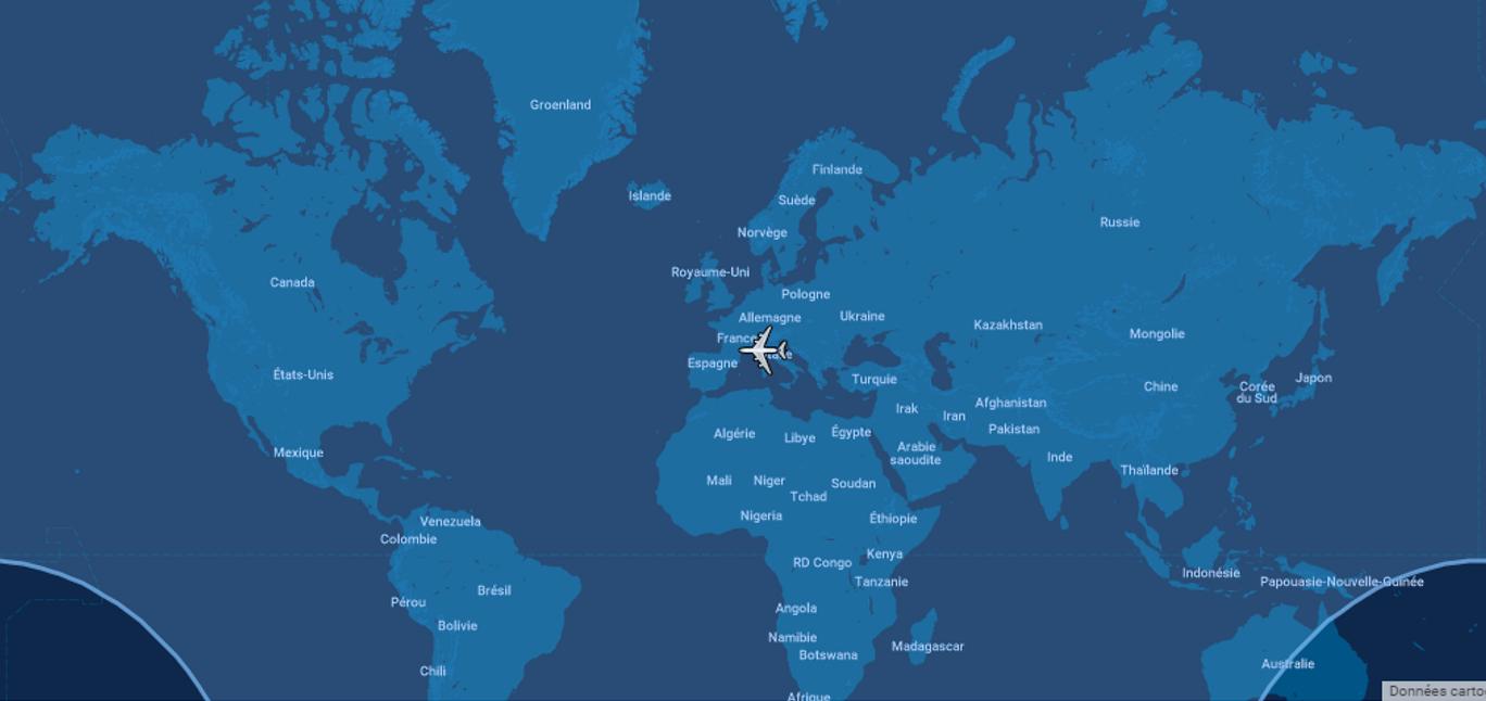 A330-800 vliegbereik