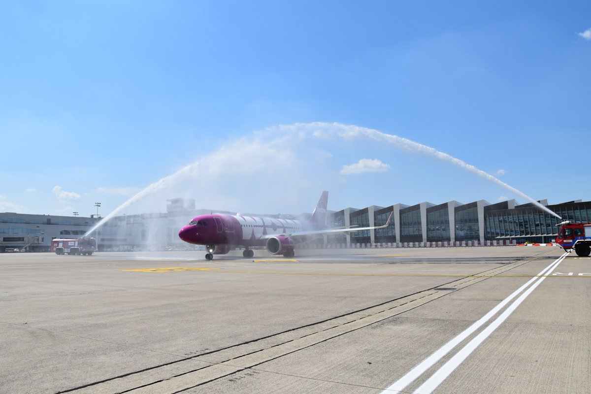 WOW Air Brussel