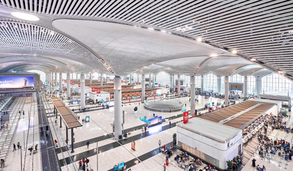 Istanbul Airport Terminal