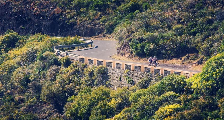 Fietsen Tenerife