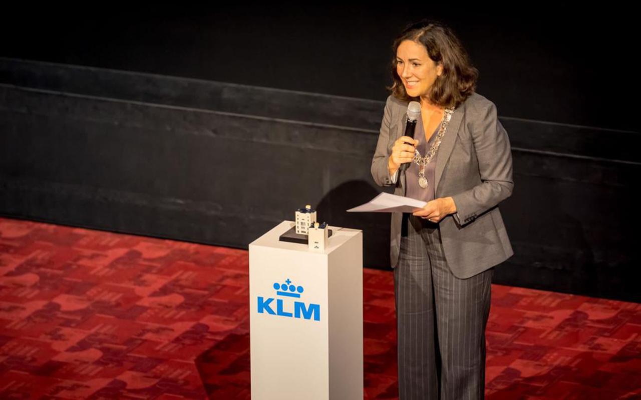 KLM huisje 102