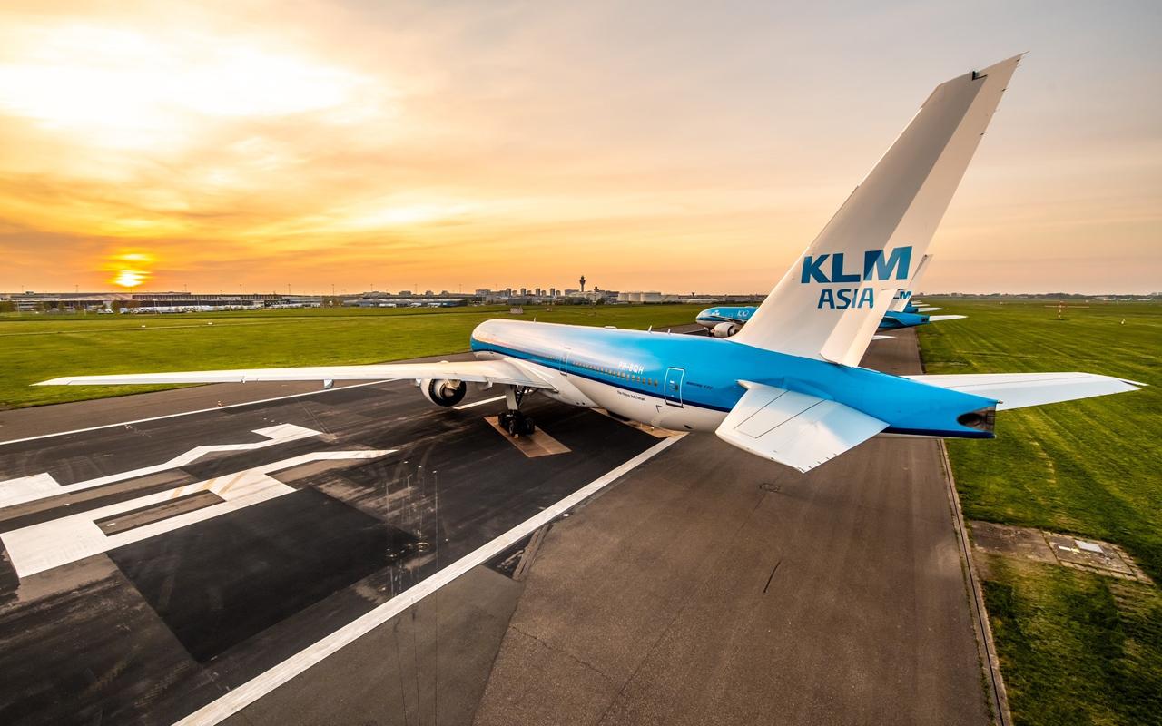 KLM 1,2 miljard euro in het rood in 'ongelooflijk zwaar jaar' - Luchtvaartnieuws.nl