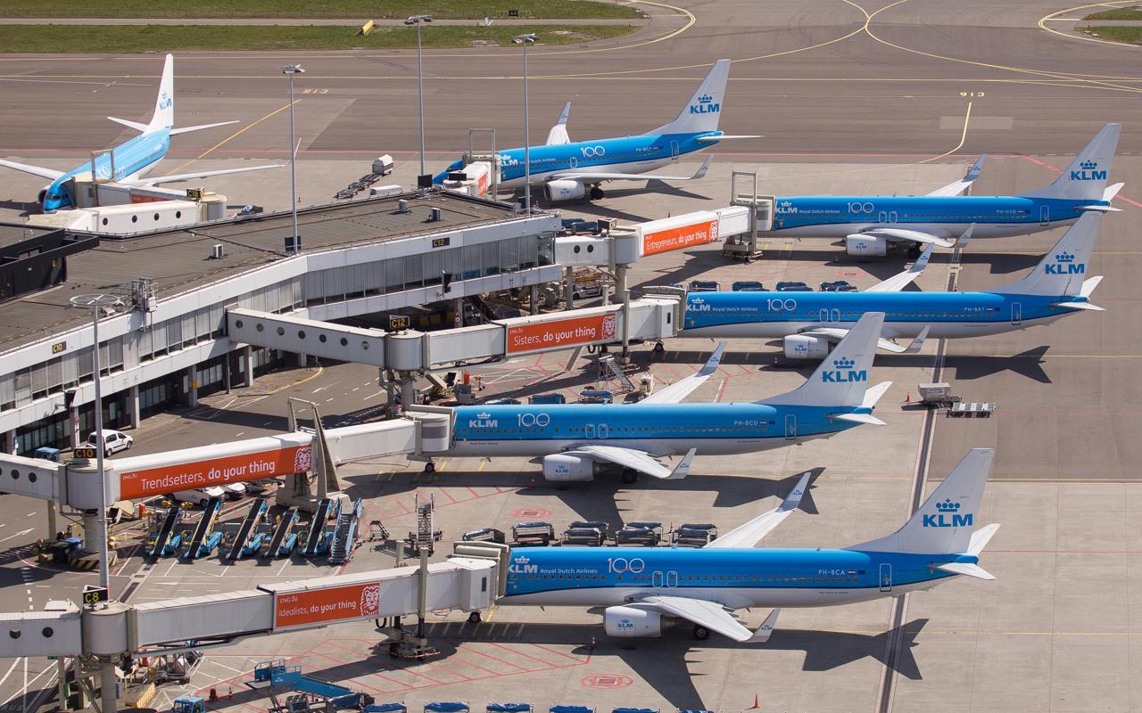 FNV woedend op KLM vanwege besparing bij deeltijd-grondpersoneel - Luchtvaartnieuws.nl