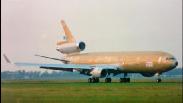 Aankomst MD-11 PH-KCC, juli 1994
