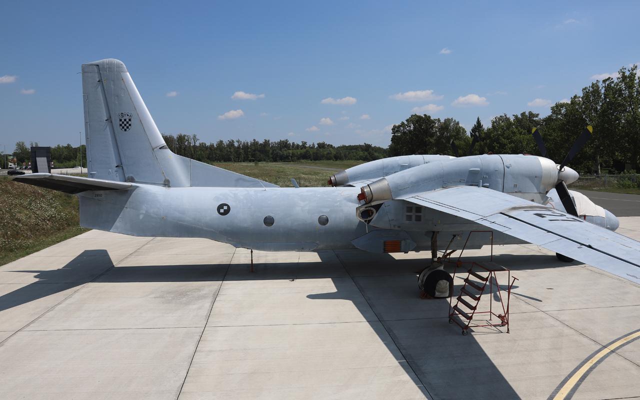 Croatia Air Force Antonov An-32
