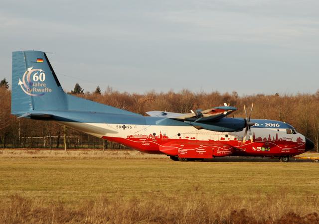 C-160 Transall Eindhoven