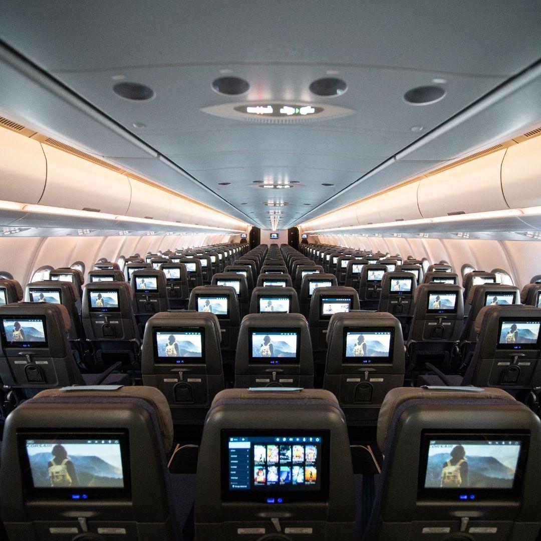 Corsair A330neo Economy