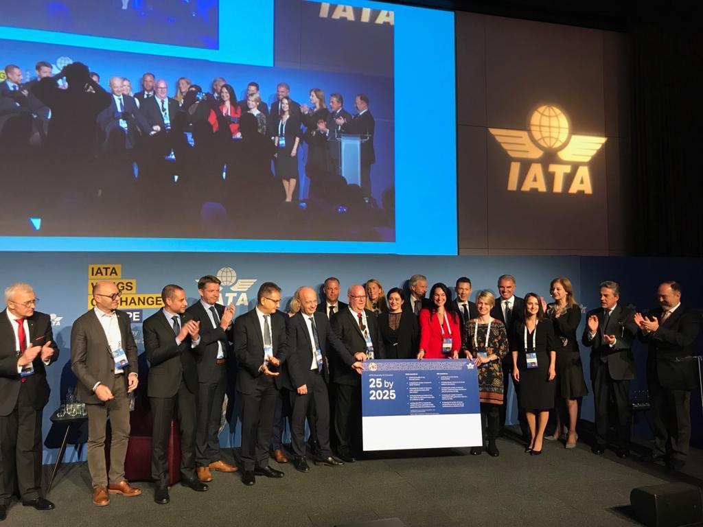 Europese luchtvaart wil meer vrouwen aan de top