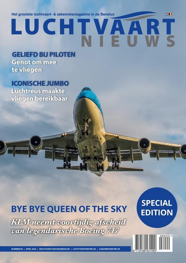 Luchtvaartnieuws 80 Cover 747 Special
