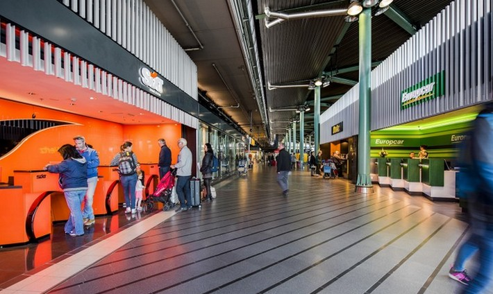 Enterprise Rent A Car Amsterdam Schiphol Airport Schiphol Netherlands