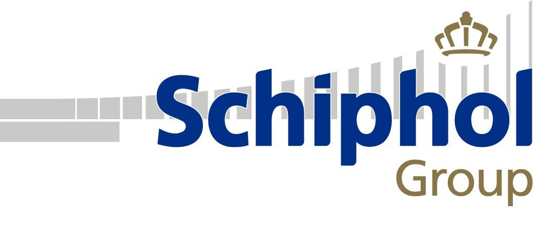 Afbeeldingsresultaat voor schiphol group logo