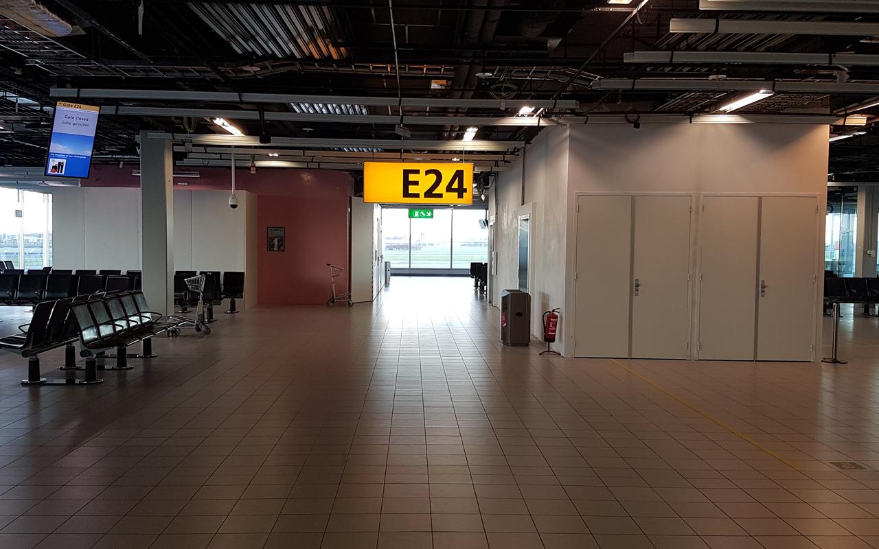 Schiphol gate E24