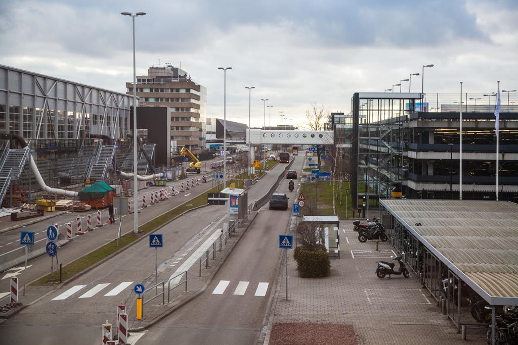 Schiphol Terminal 1a