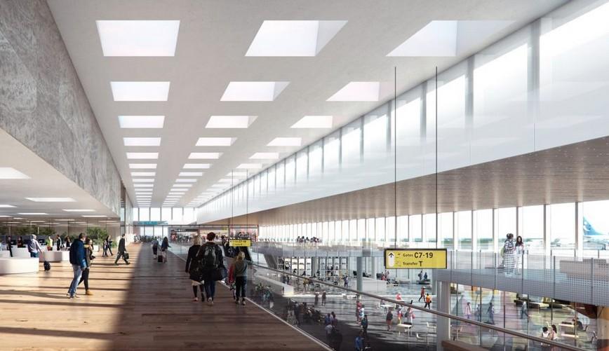 Terminal A Schiphol
