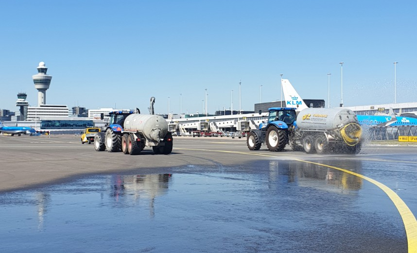 Schiphol Tractor