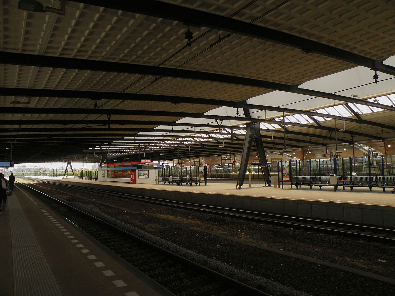 Station Schiedam Centrum