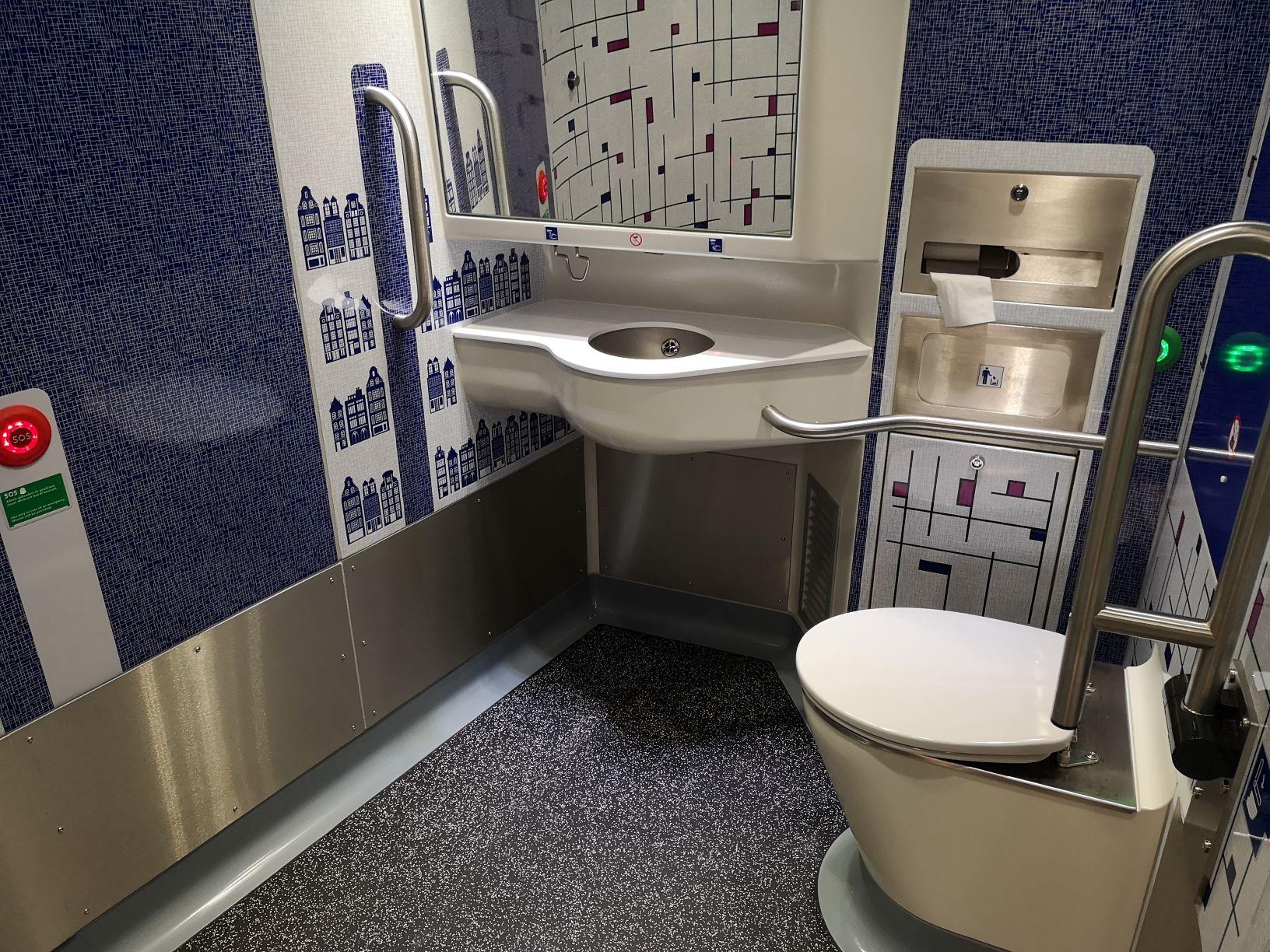 Toilet SNG