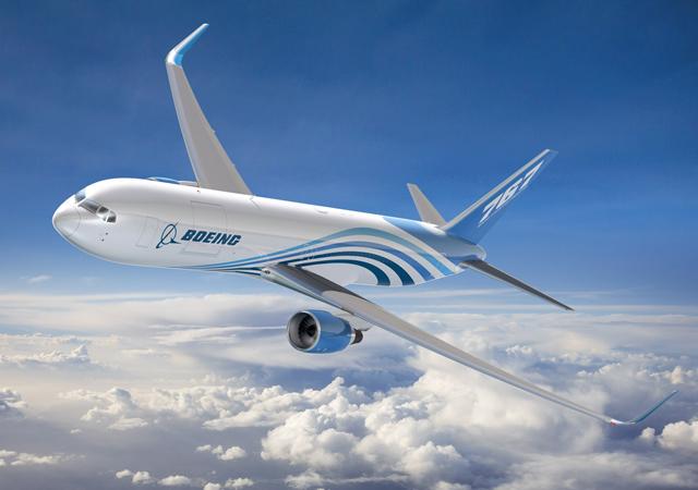 Boeing 767-300BCF